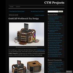GrabCAD Workbench Toy Design