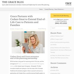 Grace Partners with Cedars-Sinai to Help Families