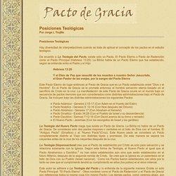 Pacto de Gracia: Posiciones Teologicas
