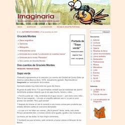 Dos cuentos de Graciela Montes - Imaginaria No. 41 - 27 de diciembre de 2000