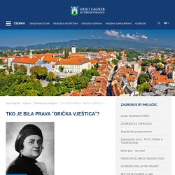 Grad Zagreb službene stranice