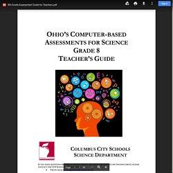 8th Grade Assessment Guide for Teachers.pdf