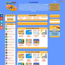 2nd Grade Math Learning Games For Kids