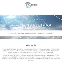Gradeon Group UK