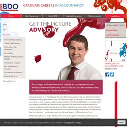 Graduate Careers in Accountancy