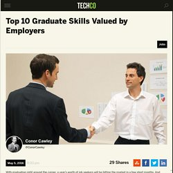 Top 10 Graduate Skills Valued by Employers