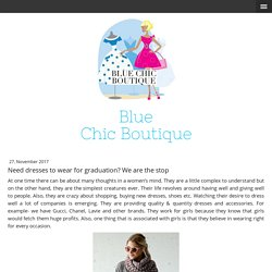Need dresses to wear for graduation? We are the stop - bluechicboutique