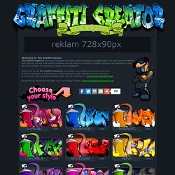 The Graffiti Creator