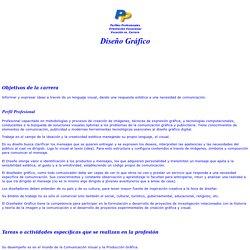 DISEÑO GRÁFICO, TODO SOBRE la carrera de DISEÑO GRÁFICO, DISEÑO DE LA COMUNICACIÓN GRÁFICA, COMUNICACIÓN GRÁFICA