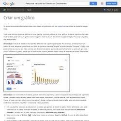 Créer un graphique ou un diagramme - Centre d'aide Google Drive