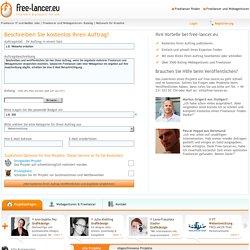 Grafikdesign Jobs, Aufträge, Projekte finden