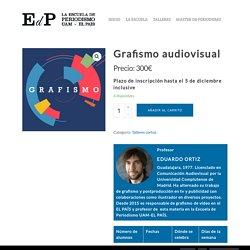 Taller de Grafismo para video- Escuela de Periodismo EL PAÍS