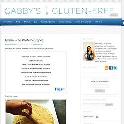 Grain-Free Protein Crepes