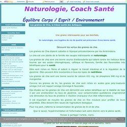Les graines de Chia, le trésor santé des Aztèques. - Naturologie, Coach Santé