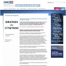 """""""Graines de citoyens"""""""