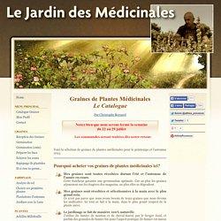 Graines de Plantes Médicinales