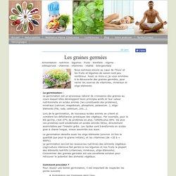 Les graines germées - Naturopathe-méditation.fr