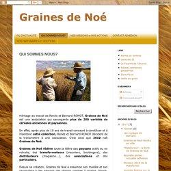 Graines de Noé