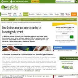Des Graines en open source contre le brevetage du vivant