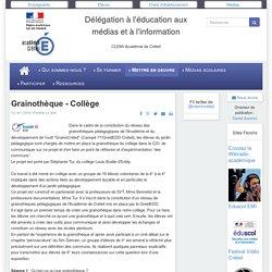 Grainothèque - Collège