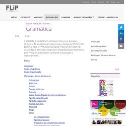 Gramática de Língua Portuguesa