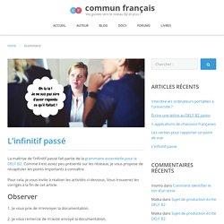 Grammaire Archives - commun français