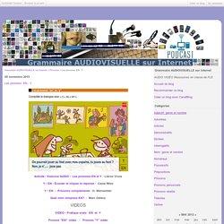 Les pronoms: EN - Y - Grammaire AUDIOVISUELLE sur Internet