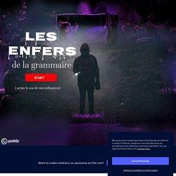Grammaire-Mme Prin. by Marie Pierre Barré on Genially