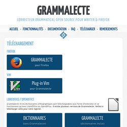 Grammalecte