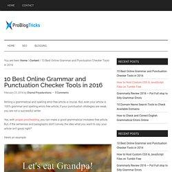 Free Online Grammar Check - GrammarCheck.me