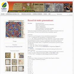Bibliothèque numérique de la Bibliothèque d'agglomération de Saint-Omer