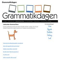 Lathunden GrammaTiken
