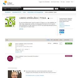 Libers språklåda i tyska Grammatikor och övningsböcker Tyska Grundskola år 6-9 Grundskola Liber