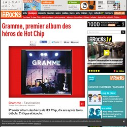 Gramme, premier album des héros de Hot Chip - Les Inrocks