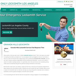 Only Locksmith Los Angeles