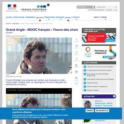 Grand Angle - MOOC français : l'heure des choix
