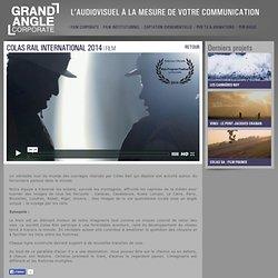 Film Colas Rail International 2014