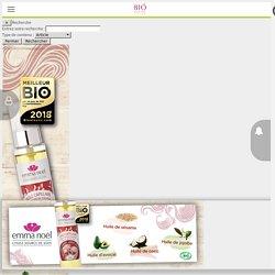 BIOALAUNE 29/07/16 Le grand guide des labels BIO en France