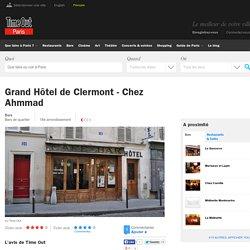 Grand Hôtel de Clermont - Chez Ahmmad