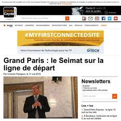 Grand Paris : le Seimat sur la ligne de départ