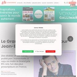 Le Grand prix RTL-Lire 2021 pour Jean-Baptiste Andrea...