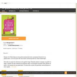 Le grand roman de ma petite vie - Susie Morgenstern