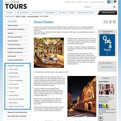 Grand Théâtre - Tours