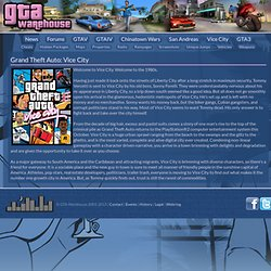 Grand Theft Auto: Vice City - GTA Warehouse