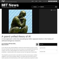 A grand unified theory of AI