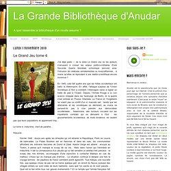 Le Grand Jeu tome 4