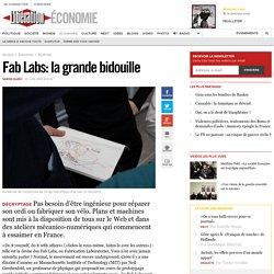 Fab Labs: la grande bidouille