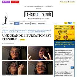 16 nov. 2020 UNE GRANDE BIFURCATION EST POSSIBLE…