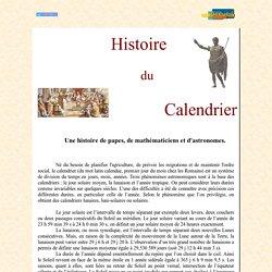 La grande histoire du calendrier et le calcul de la date de Pâques...