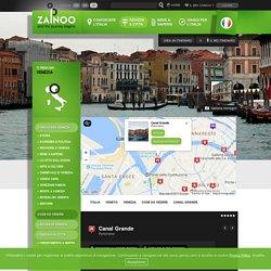 Canal Grande a Venezia - La via principale della città